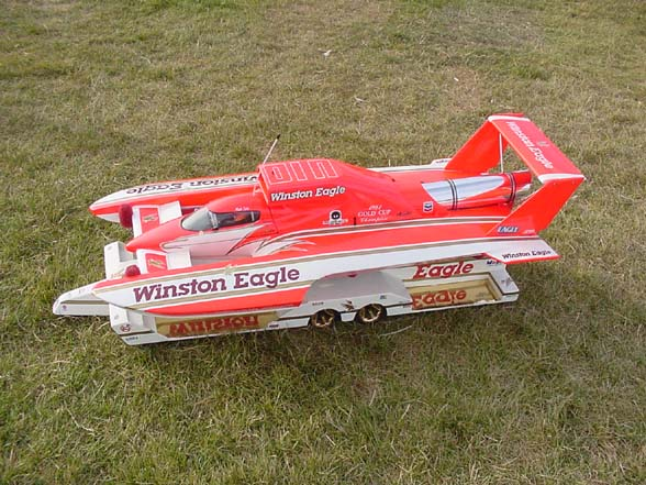 Newton Marine - The Best Source for Scale Hydroplane Plans